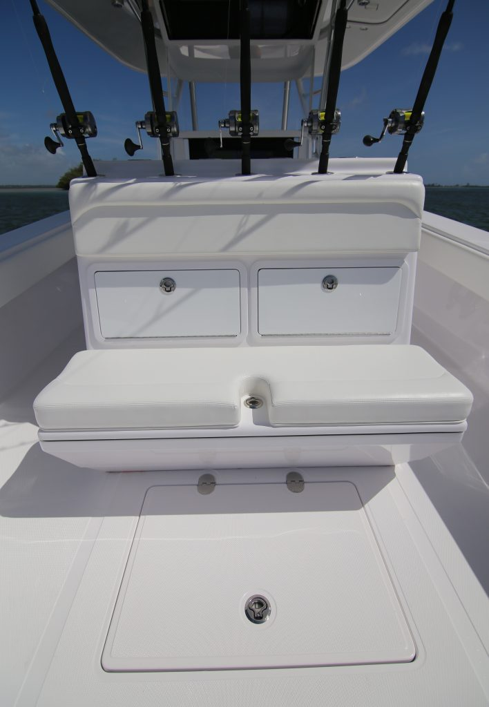 Bahama Boatworks 41 Theater Seating Review