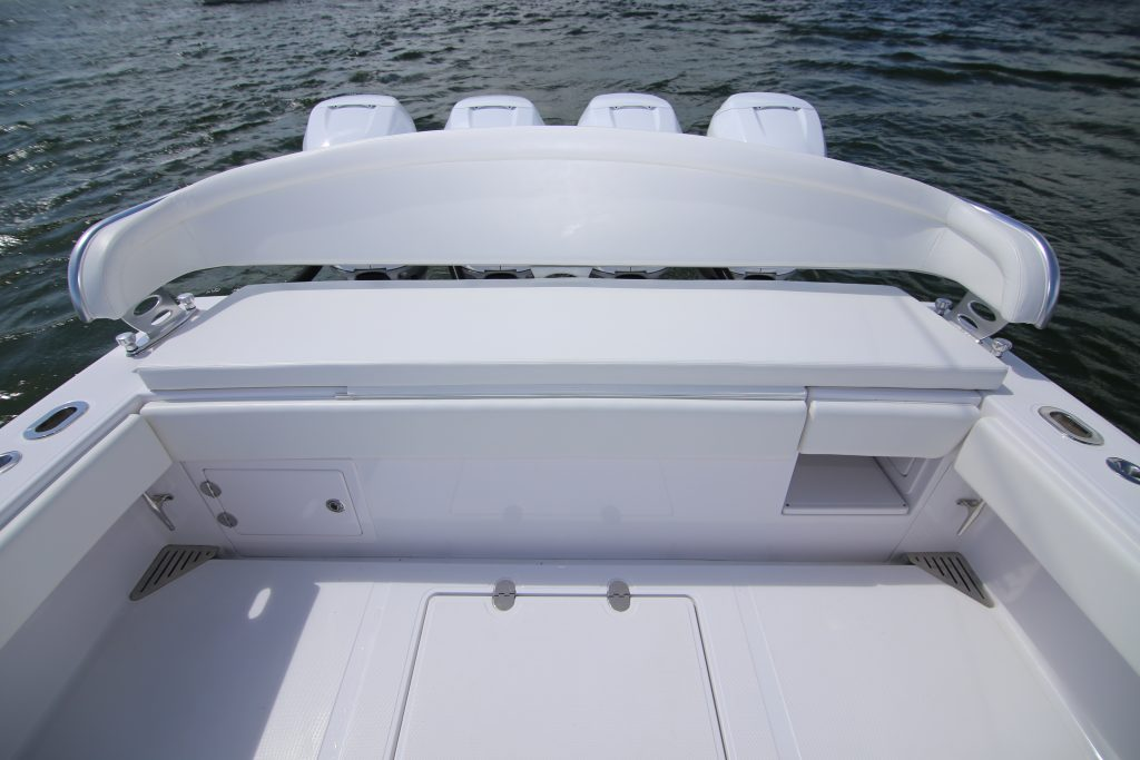 Bahama Boatworks 41 Rear Seating Review