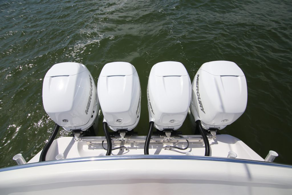 Bahama Boatworks 41 Outboard Review