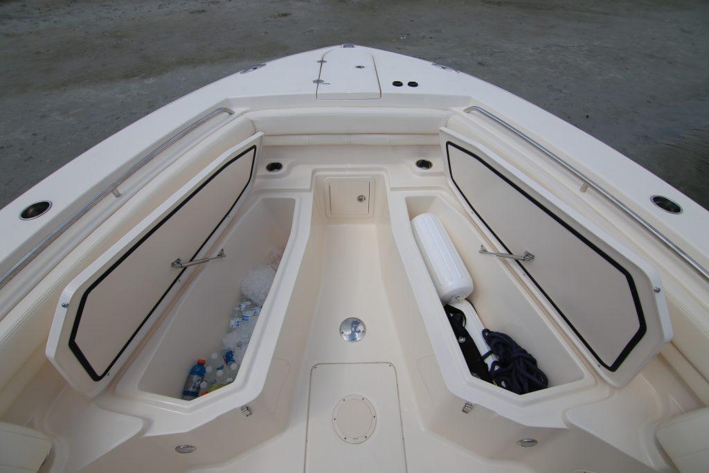 Grady White Canyon 306 Cooler Review