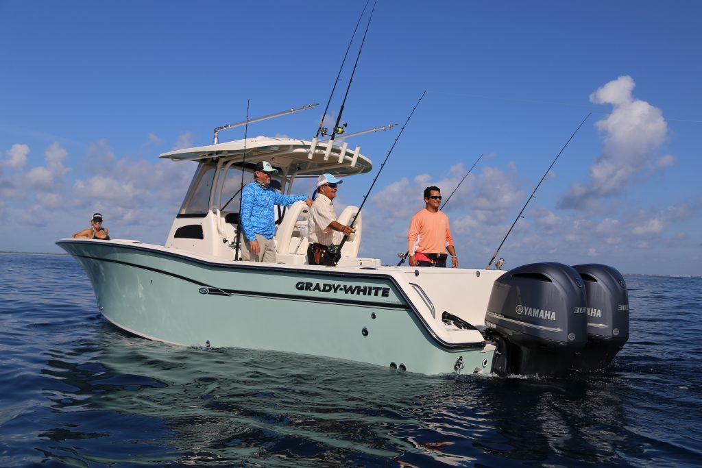 Grady White Canyon 306 Fishing Review