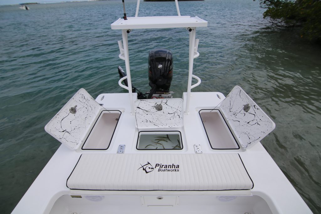 Piranha F2000 Rear Deck Review