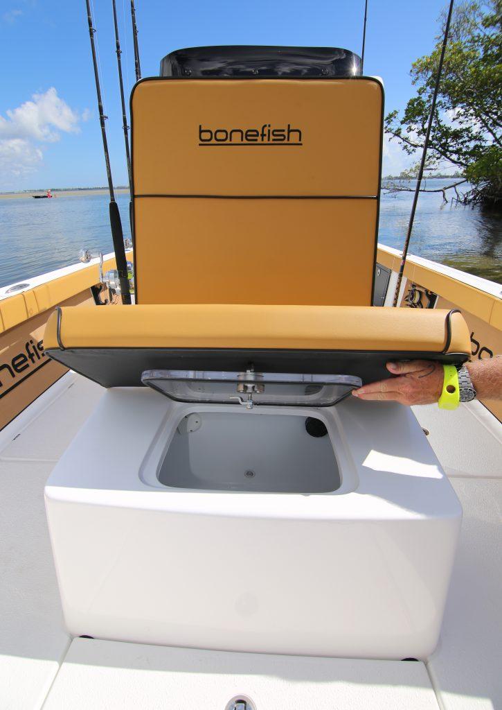 Bonefish Boatworks Malvado 26 Console Seat Review