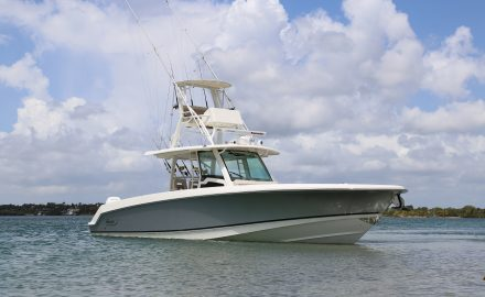 Boston Whaler 380 Outrage Review