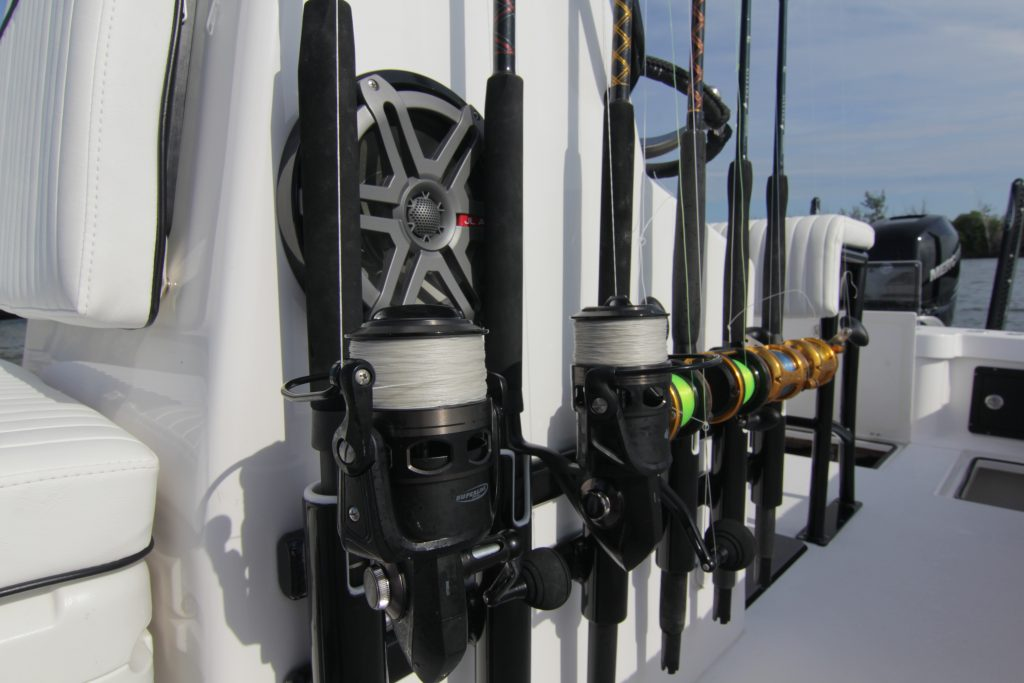 Dorado 25 Rod Storage Review