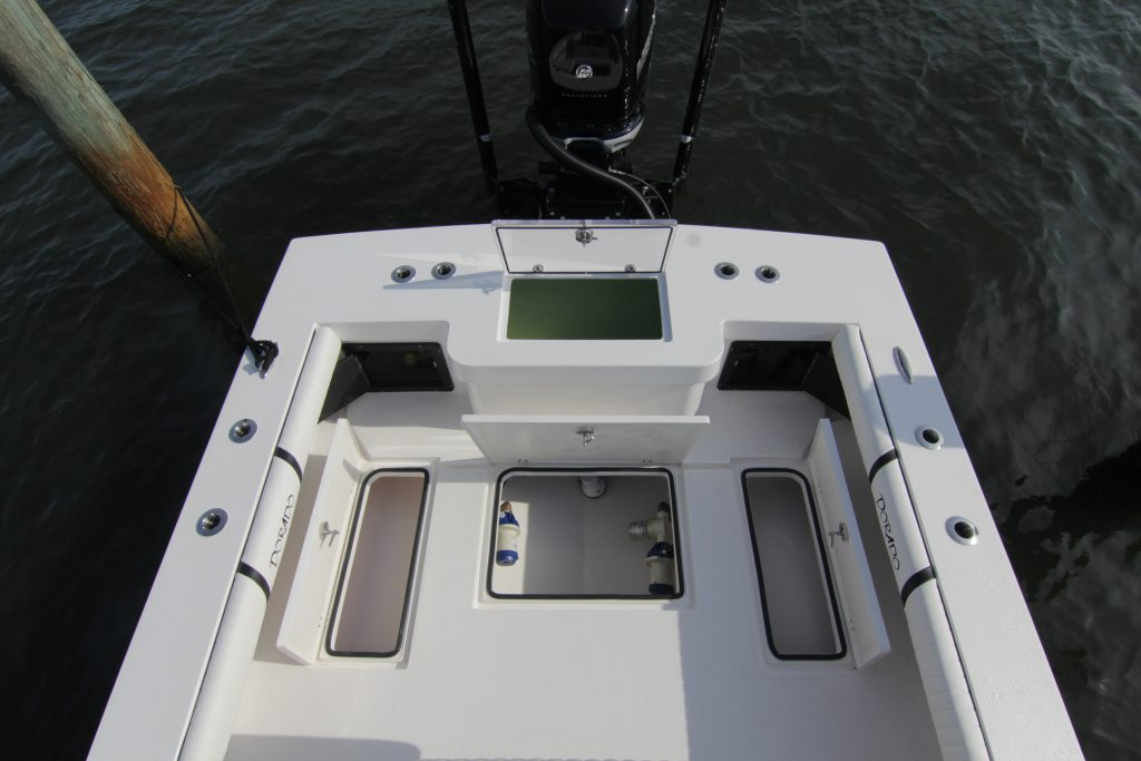 Dorado 25 Stern Storage Review