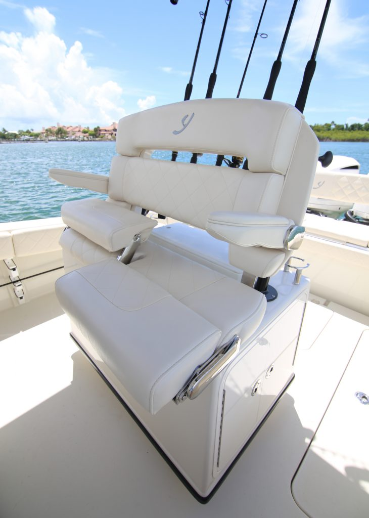 Young 27 Helm Seat Review
