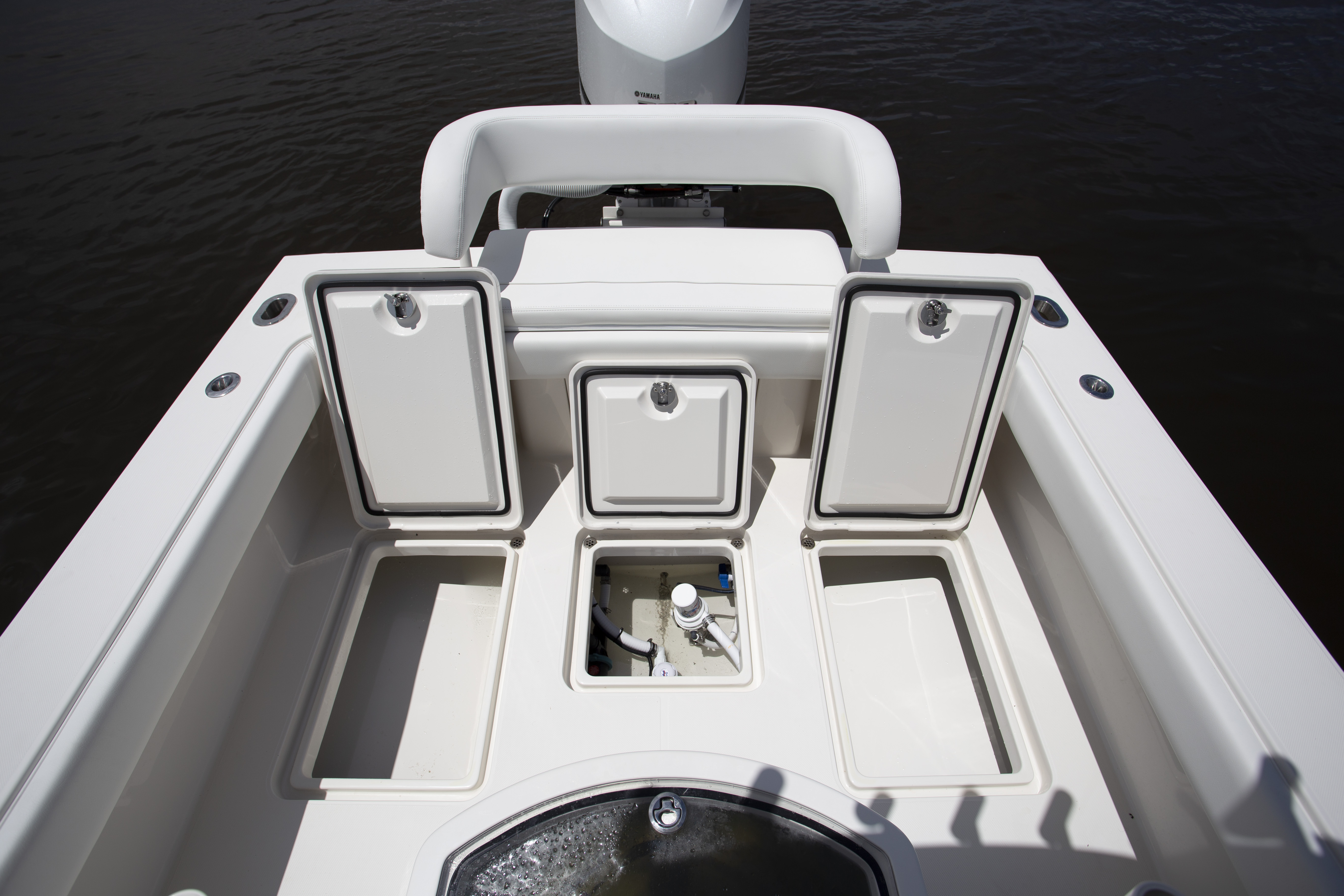 Jupiter 25 Bay Aft Storage Review