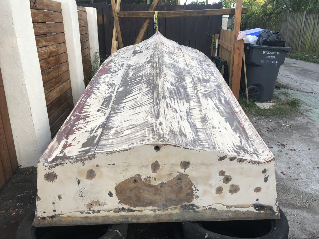 Project Dreamboat Dump Boat
