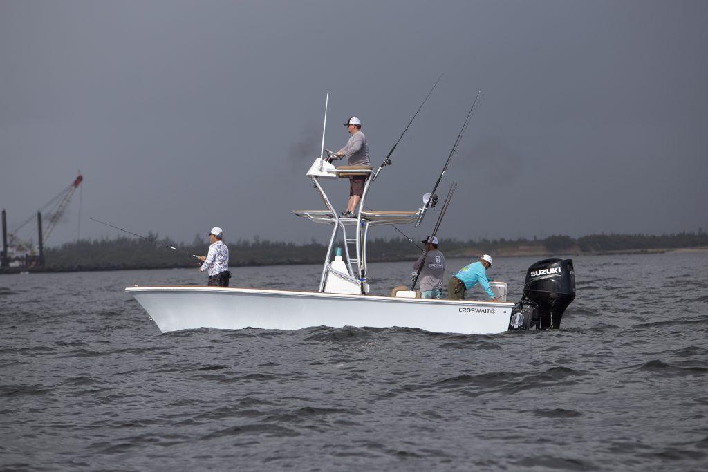 Croswait Custom Carolina 21 Fishing Review