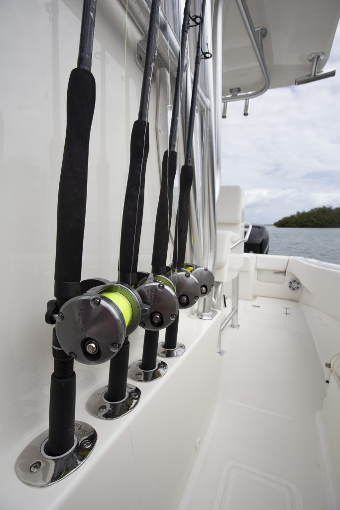 Seavee 290B Rod Storage Review