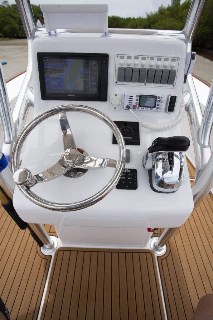 Croswait Custom Carolina 21 Helm Review