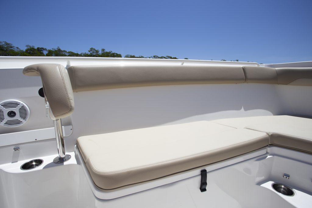 Sailfish 320CC Bolster Review