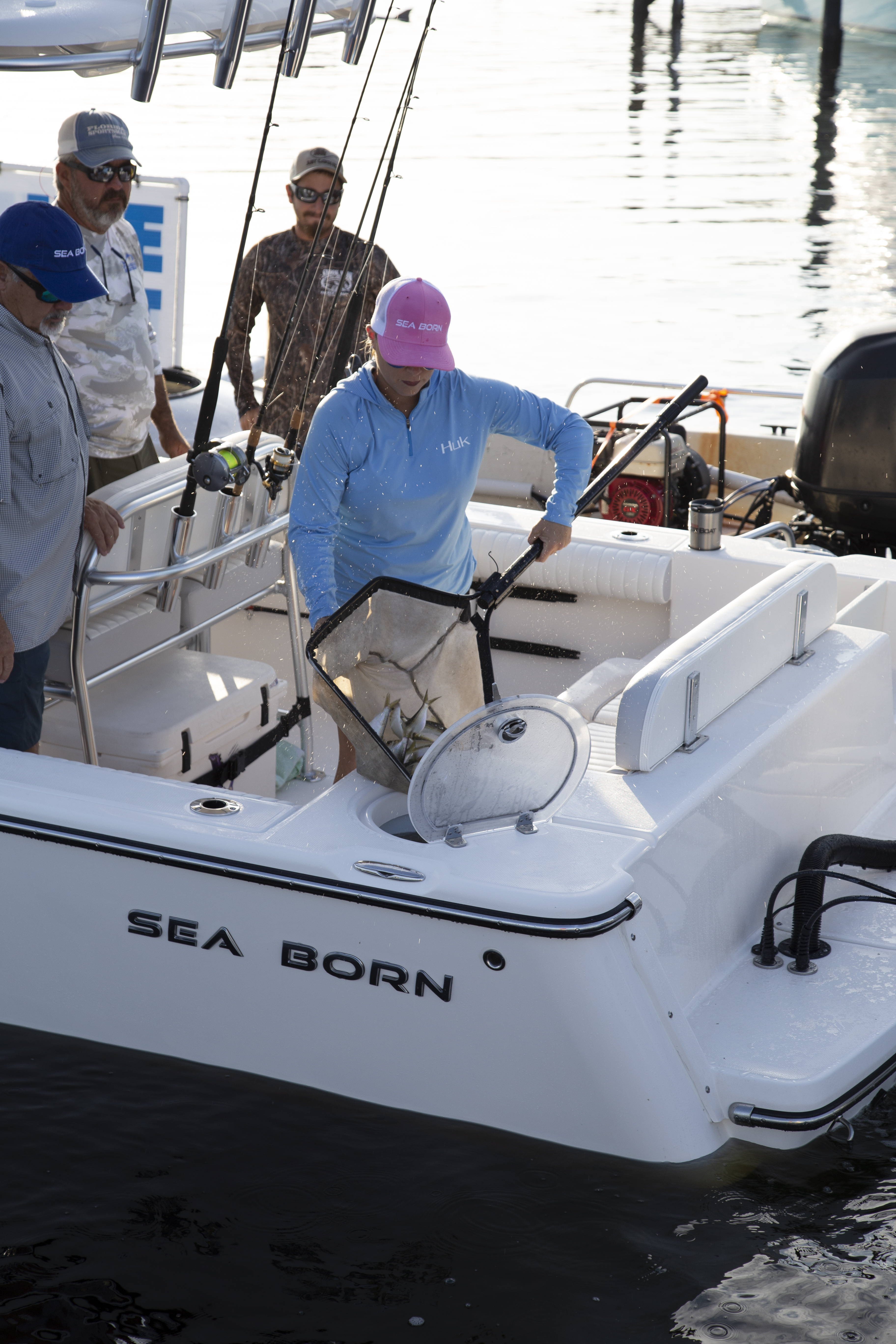 Sea Born LX24 XE Livewell Review