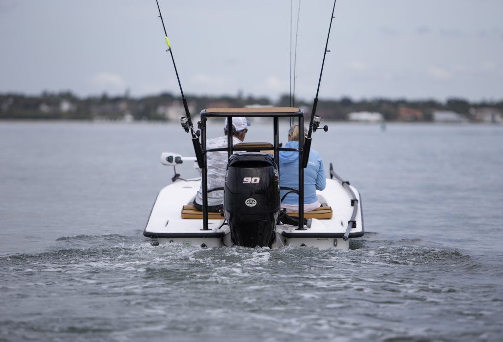 Bonefish Bohemian 17 Motor Review