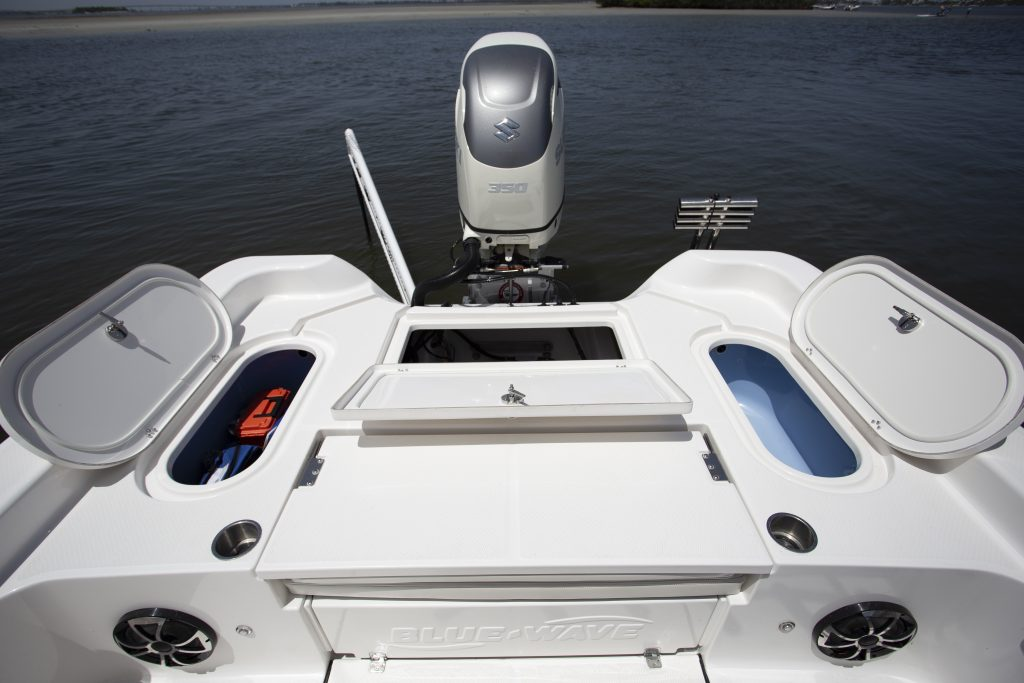 Blue Wave 2800 Pure Hybrid Rear Deck Review