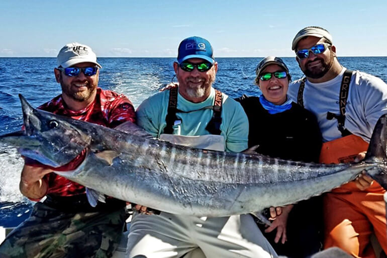 how to fish for wahoo