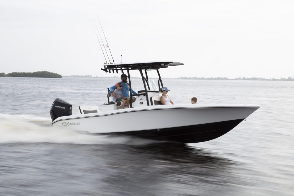 Crevalle 24 Bay Review