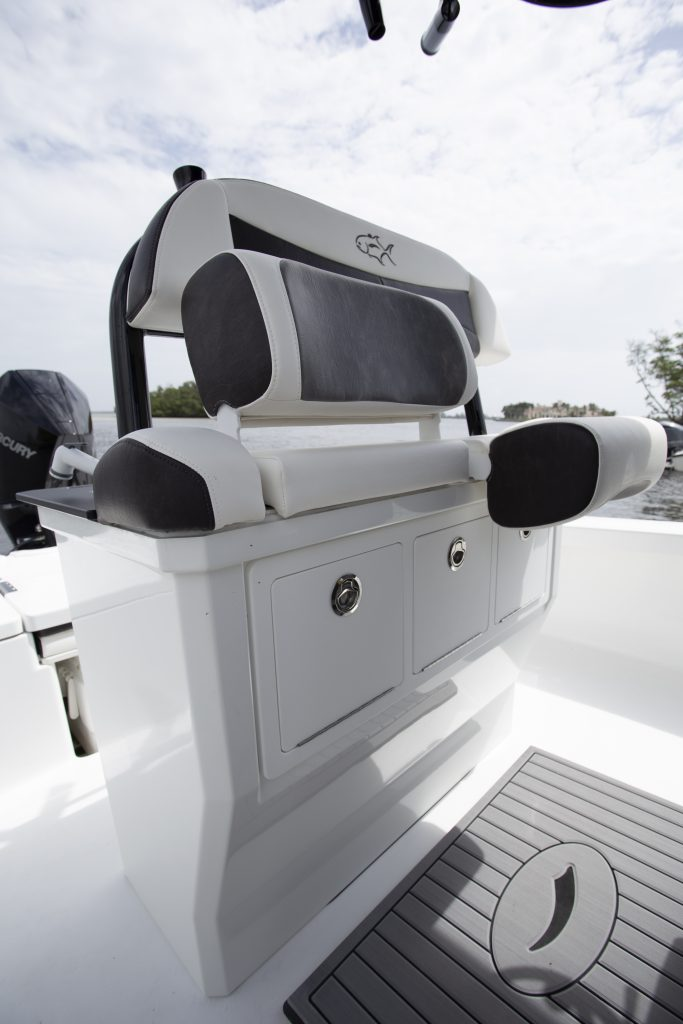 Crevalle 24 Bay Helm Seat Review