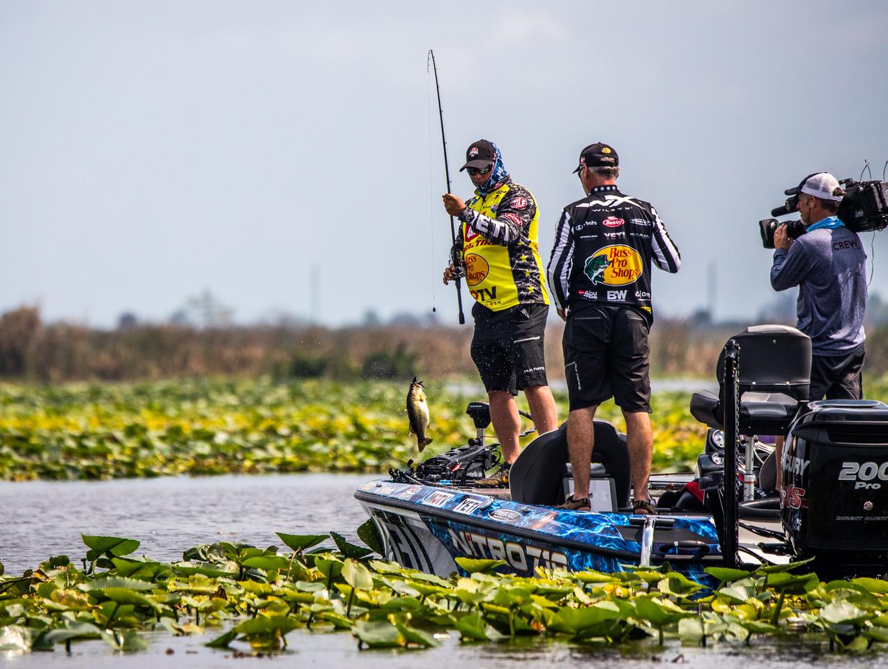 Major League Fishing Bass Pro Tour - Florida Sportsman