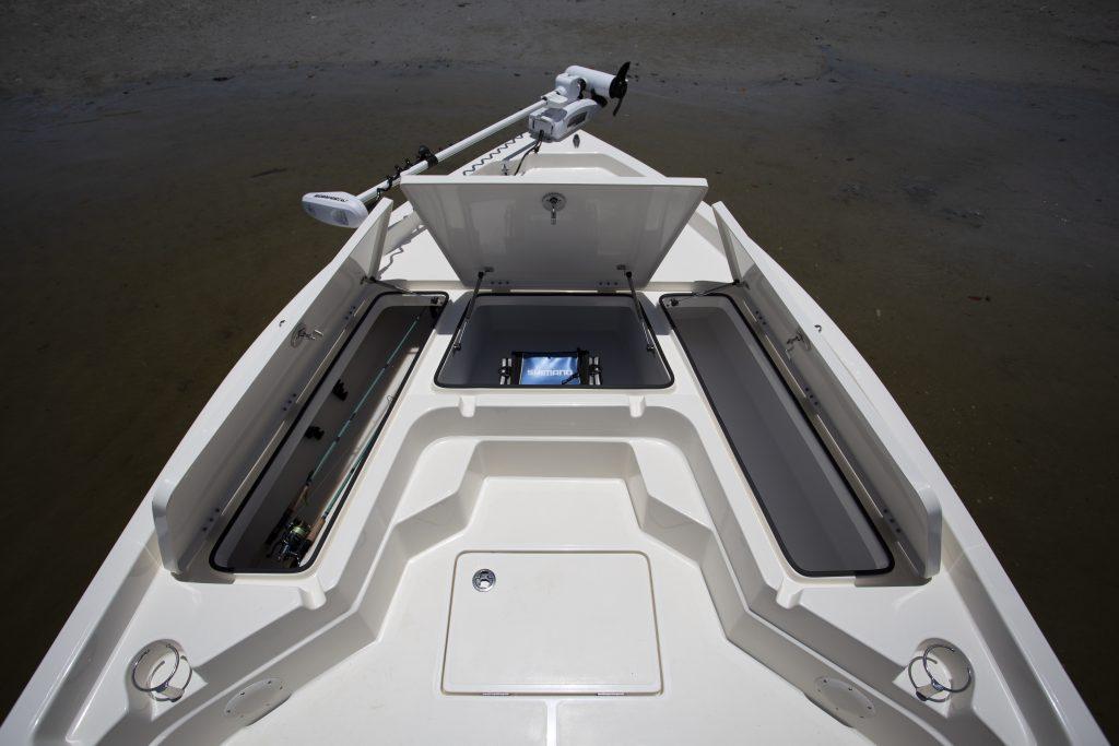 Skeeter 230SX Rod Locker Review