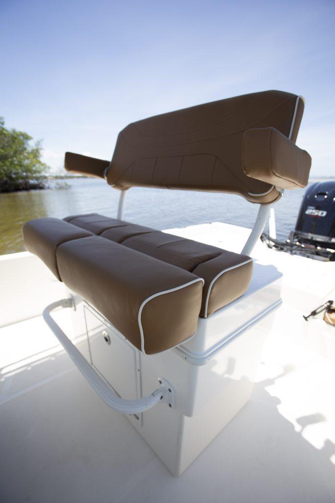 Skeeter 230SX Helm Seat Review