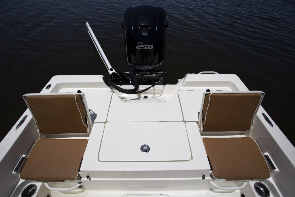 Skeeter 230SX Folding Seat Review
