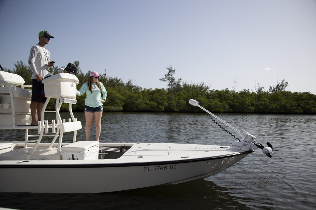 Young Gulfshore 22 Trolling Motor Review