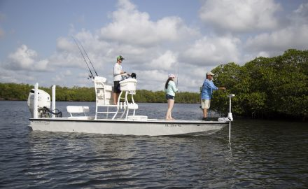 Young Gulfshore 22 Fishing Review