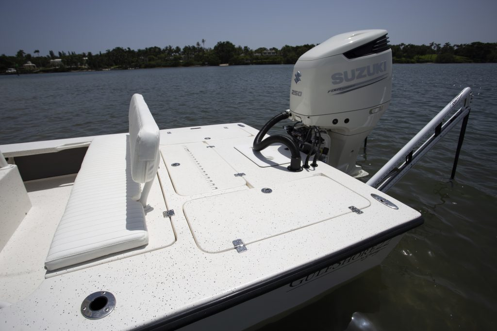 Young Gulfshore 22 Powerpole Review