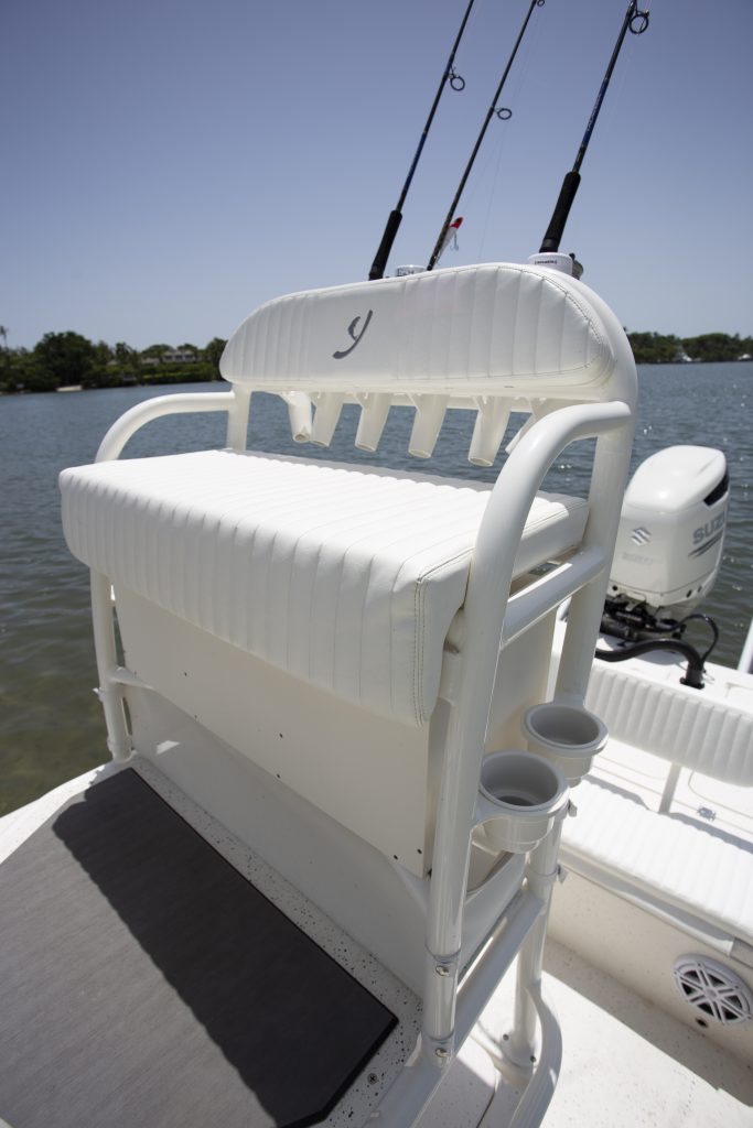 Young Gulfshore 22 Helm Seat Review