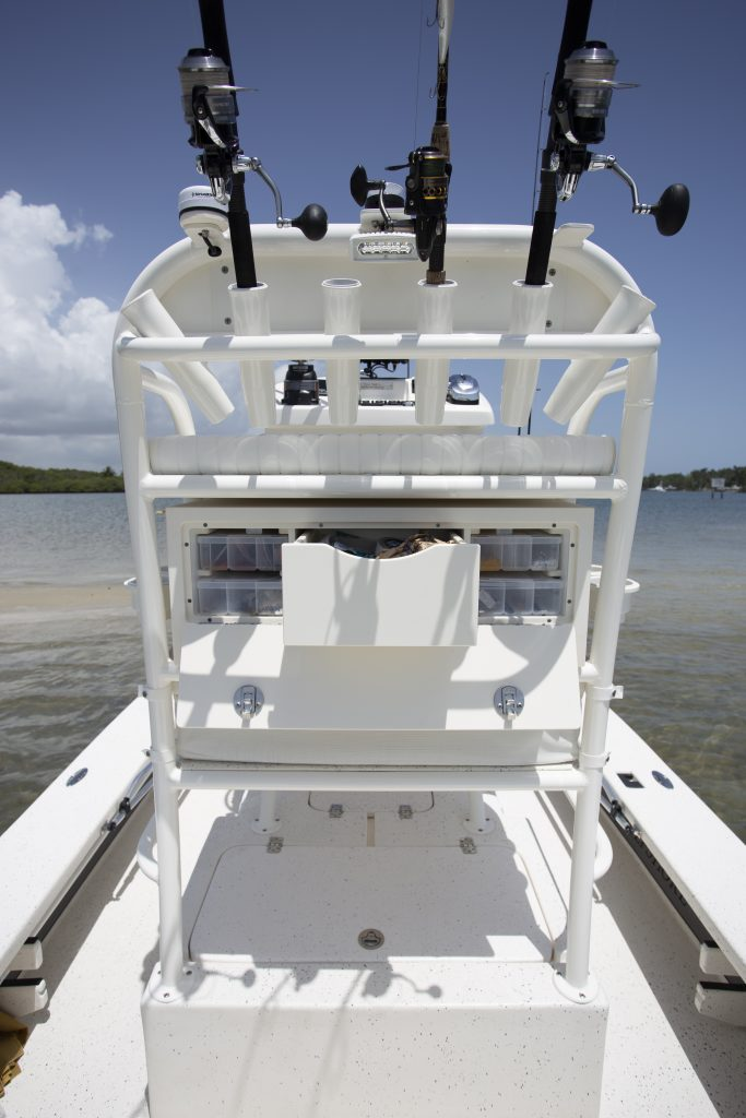 Young Gulfshore 22 Rod Holder Review
