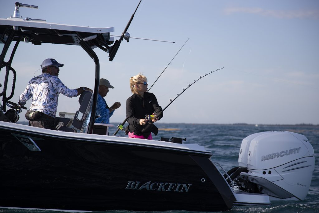 Blackfin 272cc Fishing Review