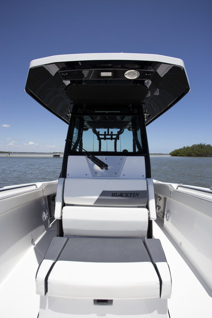 Blackfin 272cc Console Review