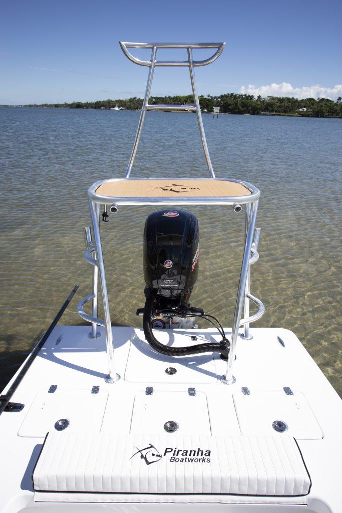 Piranha Magro 180 Poling Platform Review