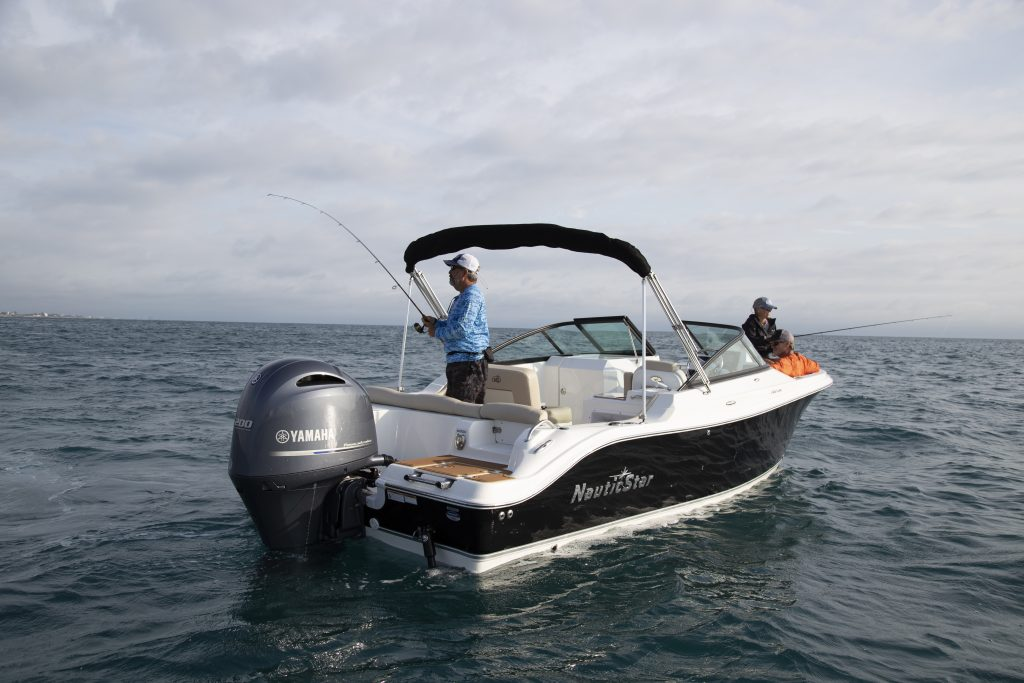 NauticStar 2302 LDC Fishing Review