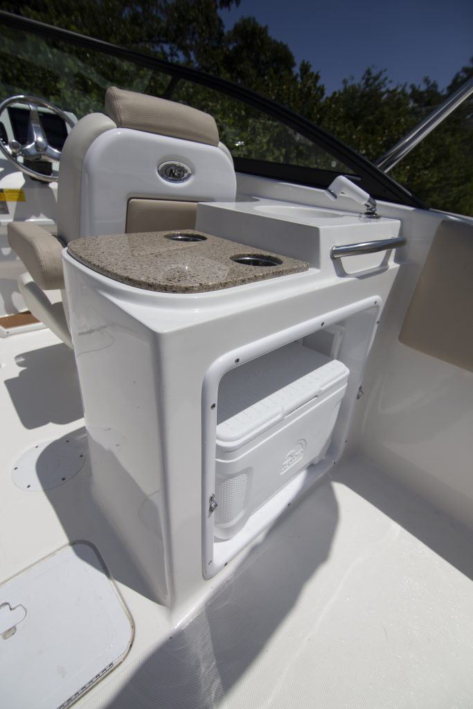 Nauticstar 2302 LDC Galley Review