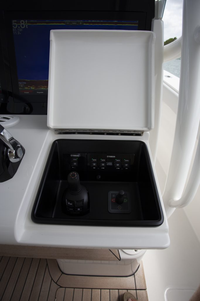 Jupiter 43 SF Helm Master Review