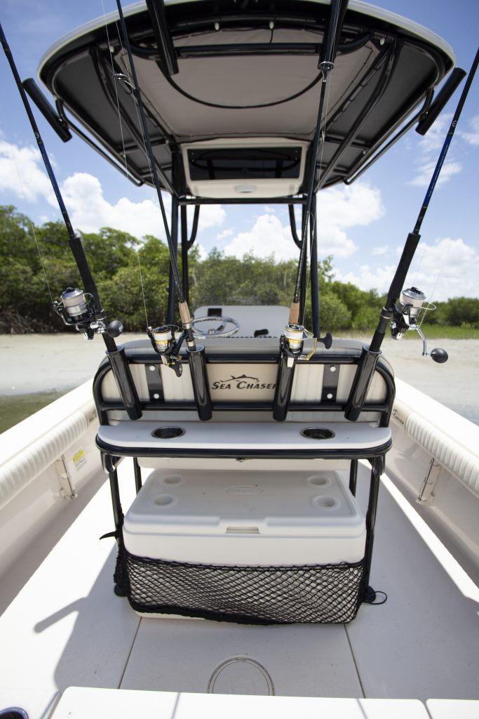 Sea Chaser 23 LX Cooler Review