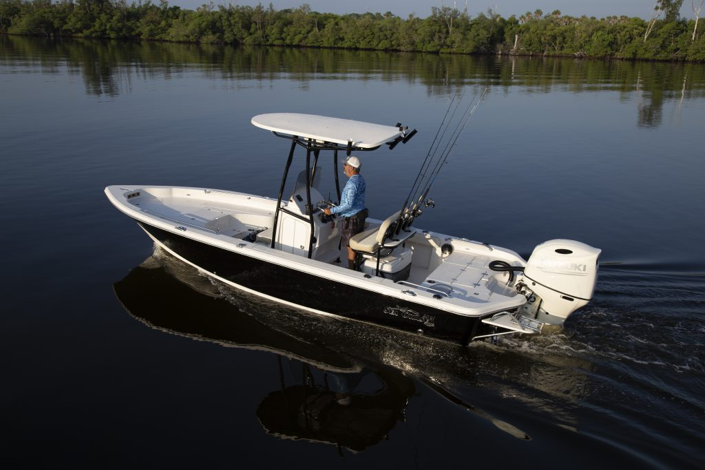 Sea Chaser 23 LX Review