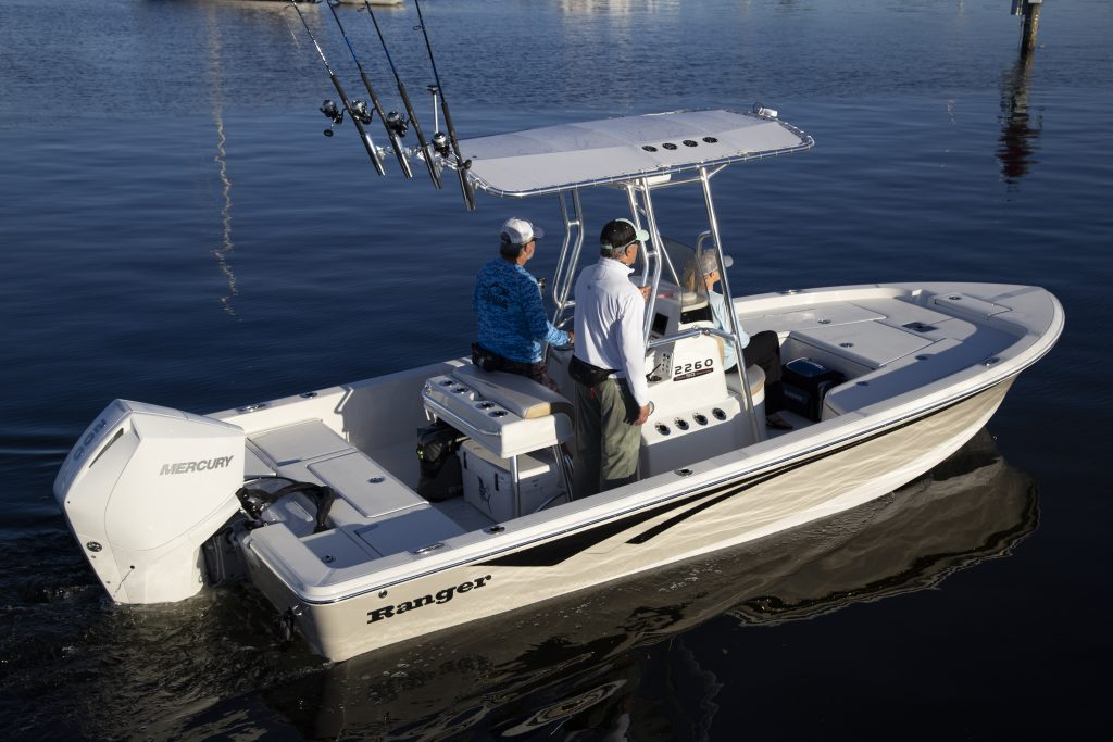 Ranger 2260 Bay Review