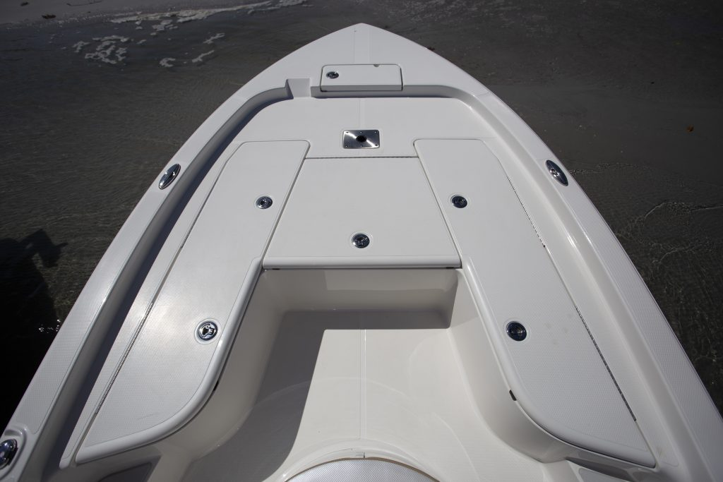 Ranger 2260 Bay Front Deck Review