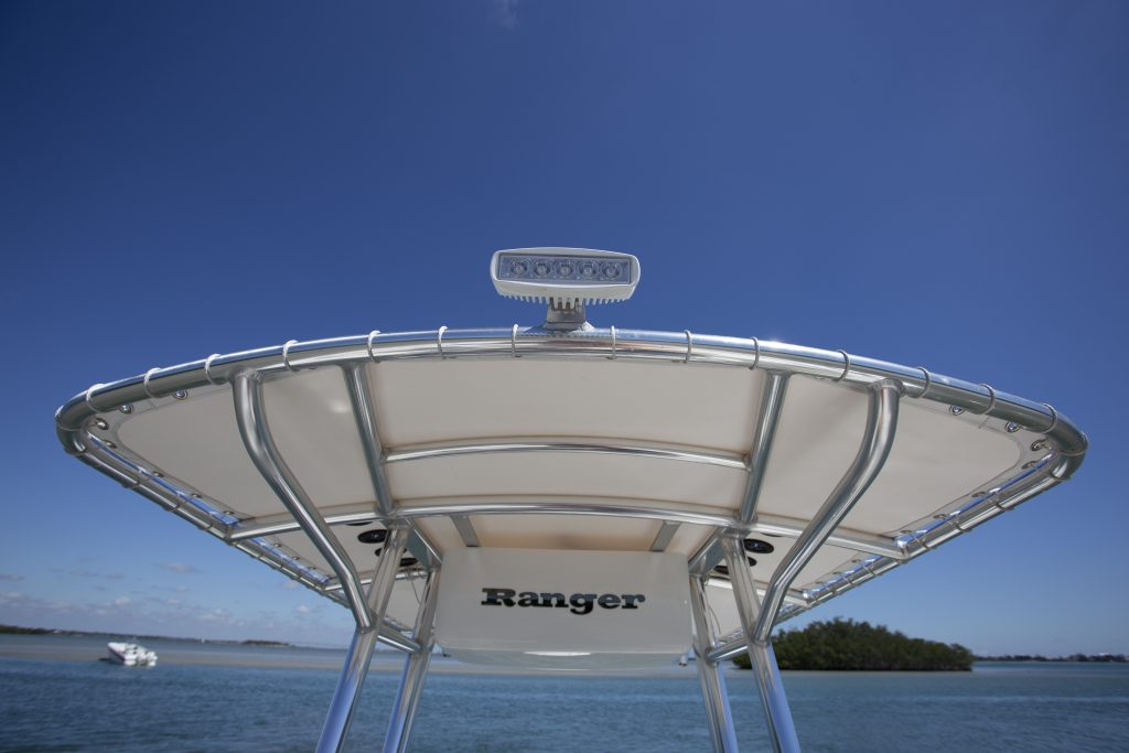 Ranger 2260 T-top Review