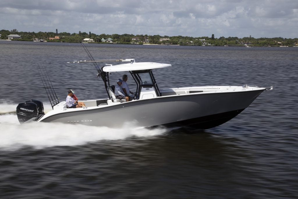 Cape Horn 32XS Running Review