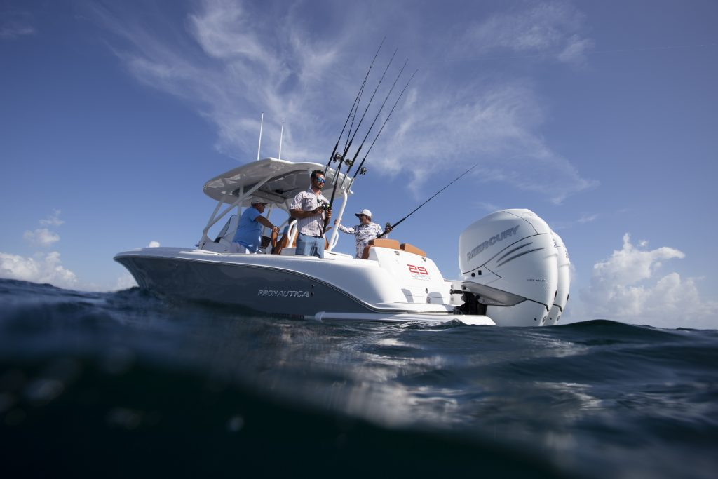 Pronautica 29 Open Fishing Review