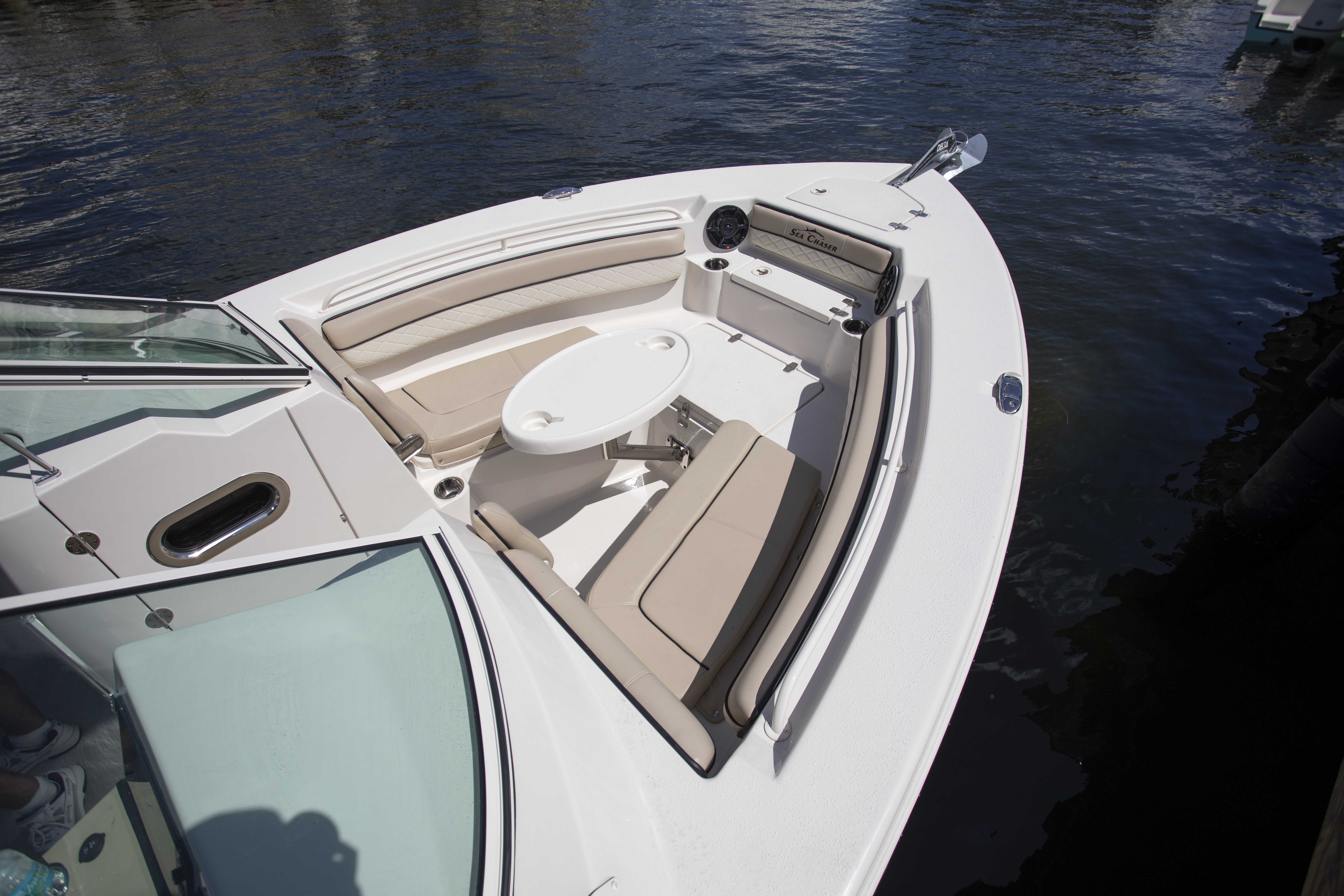 Sea Chaser 27 HFC DC