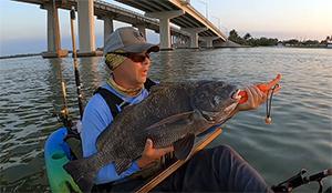 TAMPA BAY  Tarpon Springs to Bradenton FLORIDA SPORTSMAN FISHING CHART NO.17