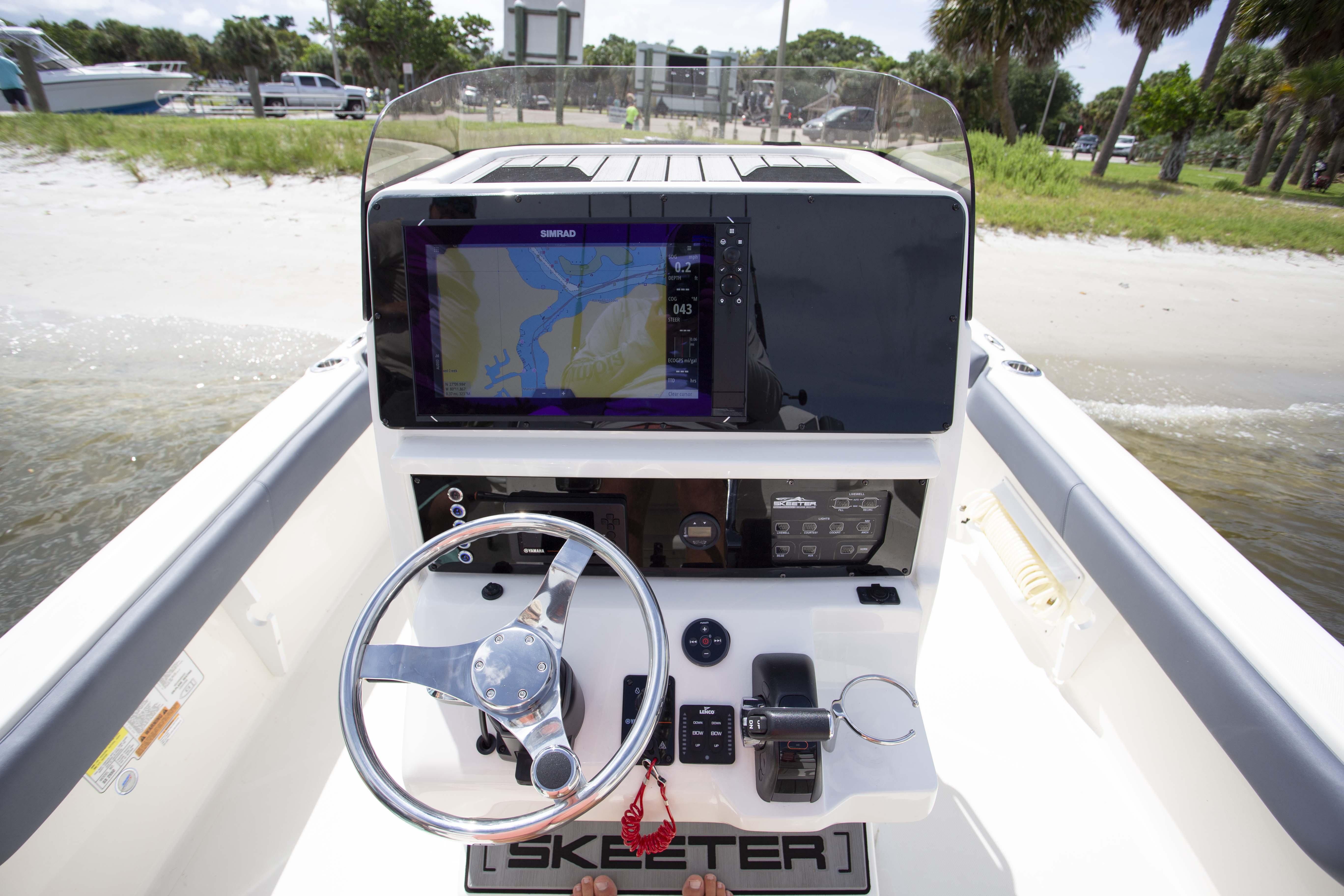 Skeeter SX 2550