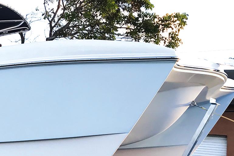 DIY Boat Projects: Installing a New Rub Rail