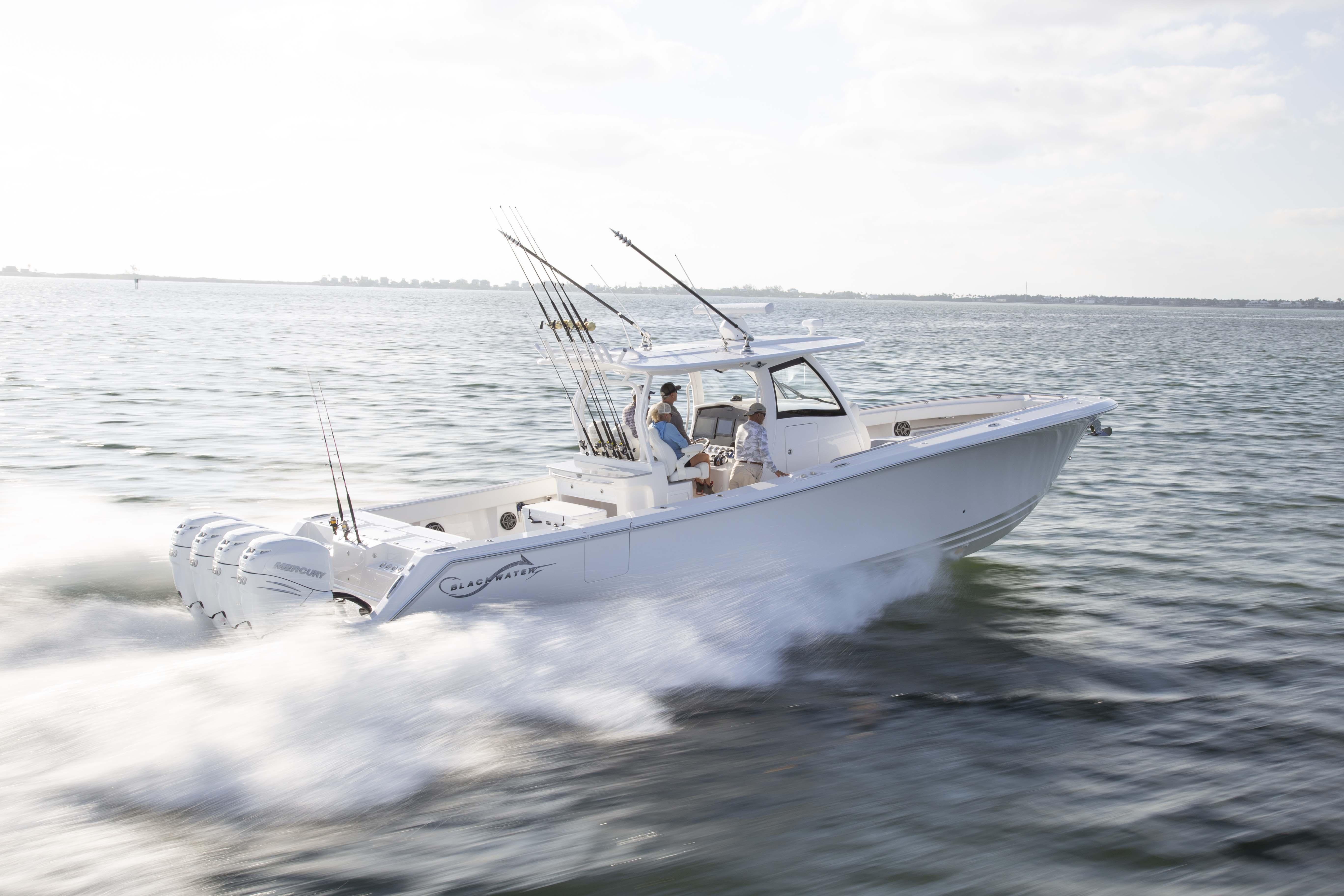 Blackwater 43 Sportfish TE